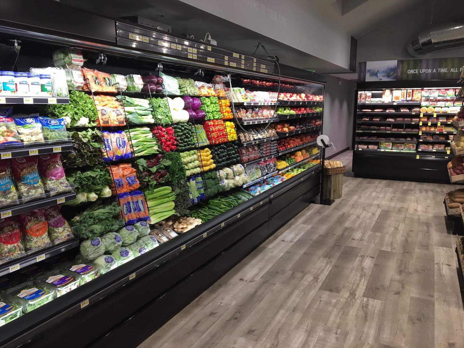 fresh produce for health