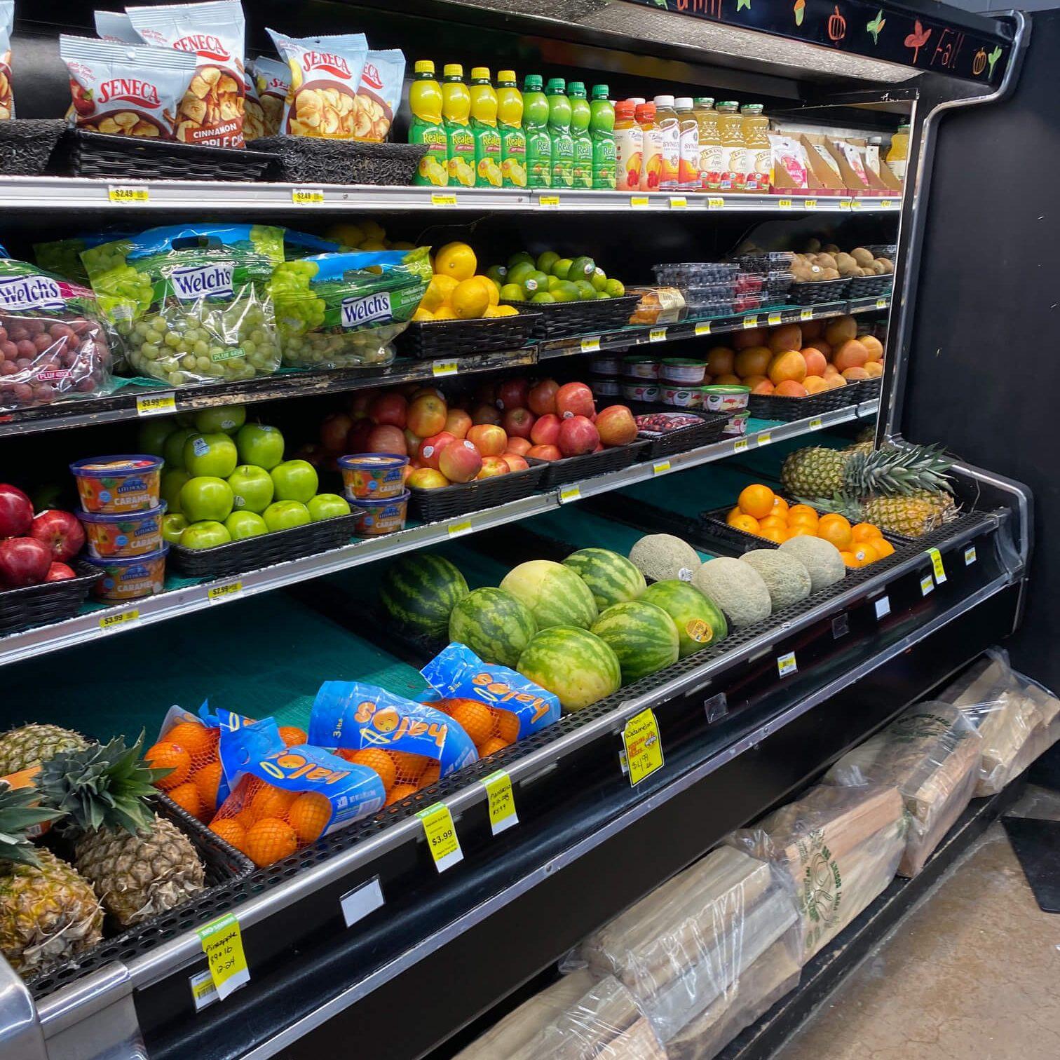 grocery store near heber