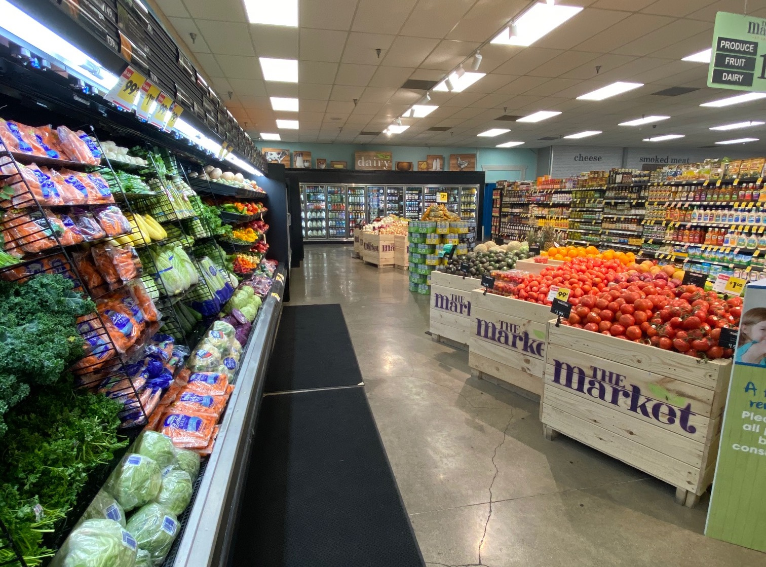 what is the market grocery store