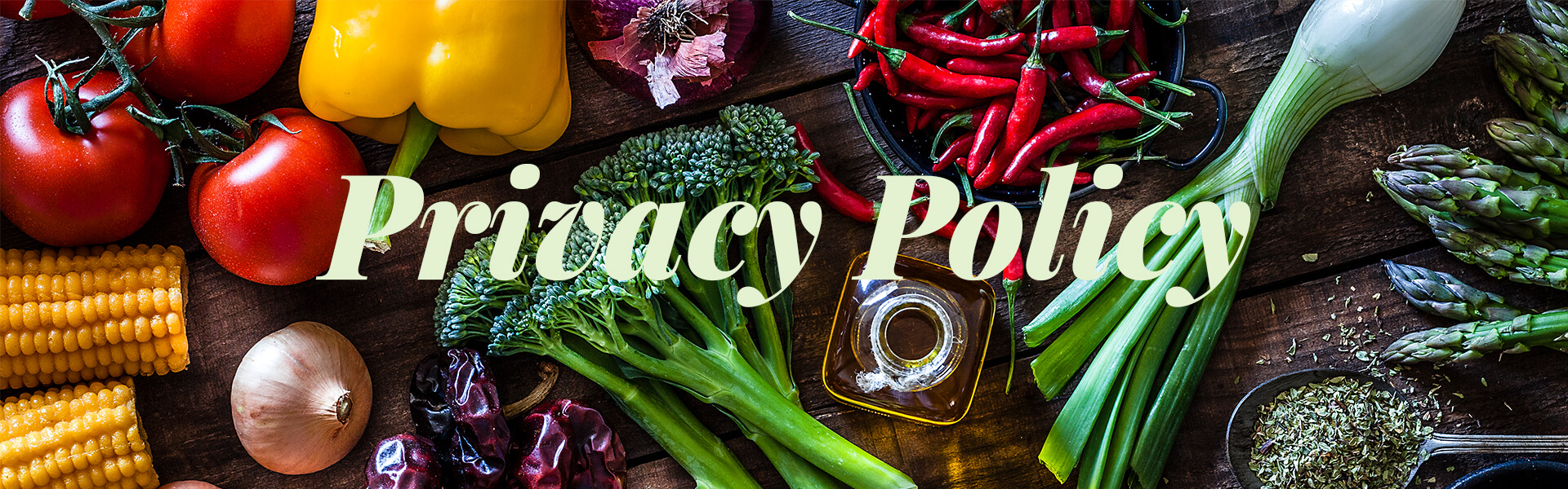 the market privacy policy