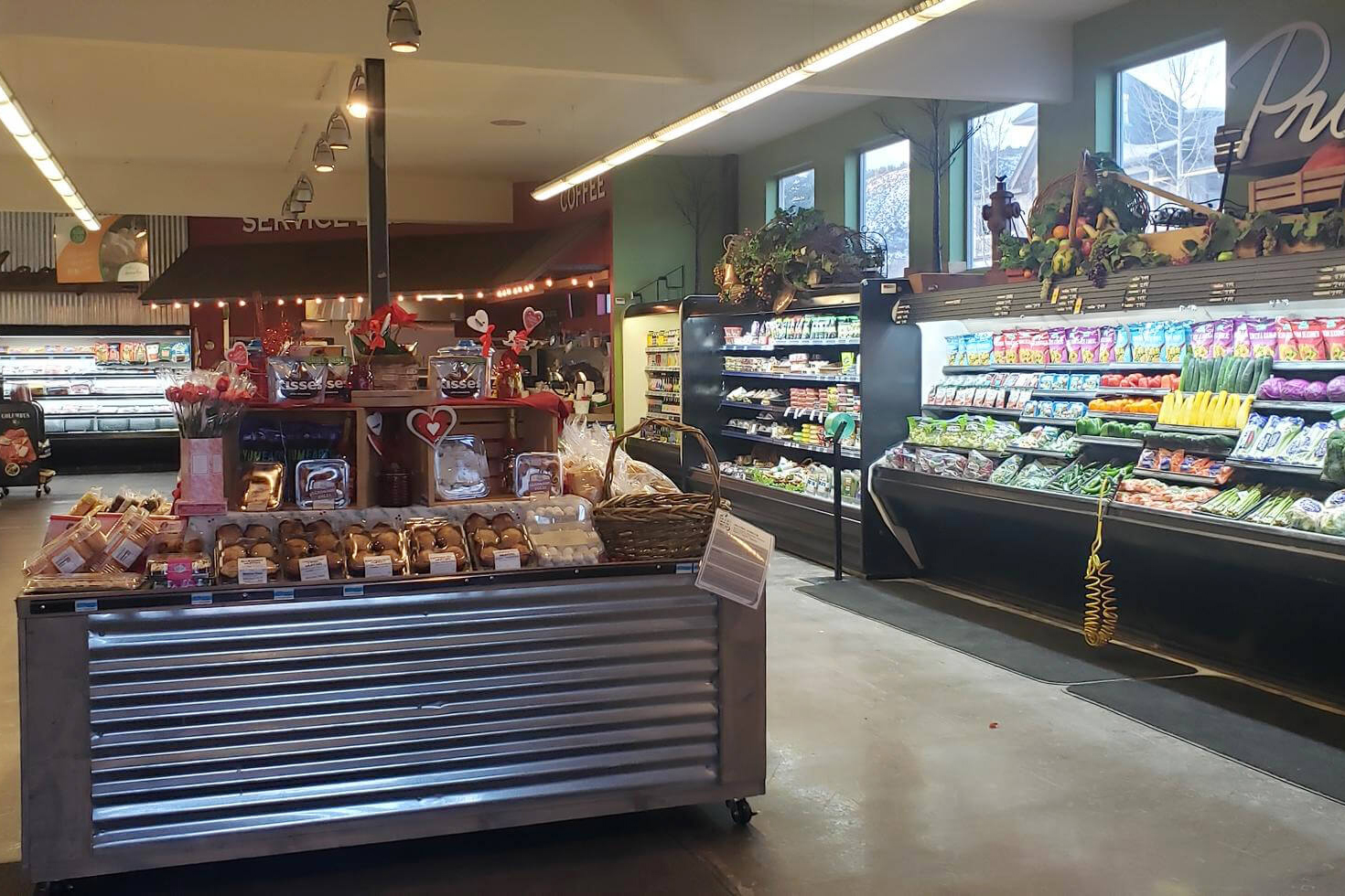 grocery store in ridgway